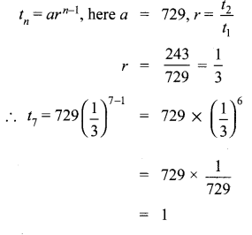 Tamilnadu Board Class 10 Maths Solutions Chapter 2 Numbers and Sequences Ex 2.7 10