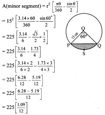 Maharashtra Board Class 10 Maths Solutions Chapter 7 Mensuration Practice Set 7.4 10