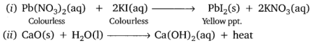 Chemical Reactions and Equations Class 10 Important Questions Science Chapter 1, 2