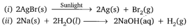 Chemical Reactions and Equations Class 10 Important Questions Science Chapter 1, 3