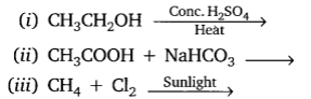 Carbon and its Compounds Class 10 Important Questions Science Chapter 4, 11