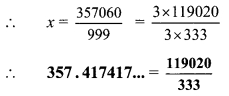 Maharashtra Board Class 9 Maths Solutions Chapter 2 Real Numbers Problem Set 2 8