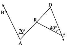 Maharashtra Board Class 9 Maths Solutions Chapter 3 Triangles Practice Set 3.1 3