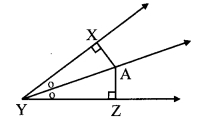 Maharashtra Board Class 9 Maths Solutions Chapter 3 Triangles Practice Set 3.4 1