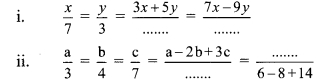 Maharashtra Board Class 9 Maths Solutions Chapter 4 Ratio and Proportion Practice Set 4.4 1