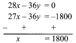 Maharashtra Board Class 9 Maths Solutions Chapter 5 Linear Equations in Two Variables Problem Set 5 13