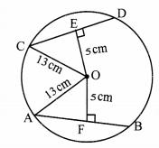 Maharashtra Board Class 9 Maths Solutions Chapter 6 Circle Practice Set 6.2 2