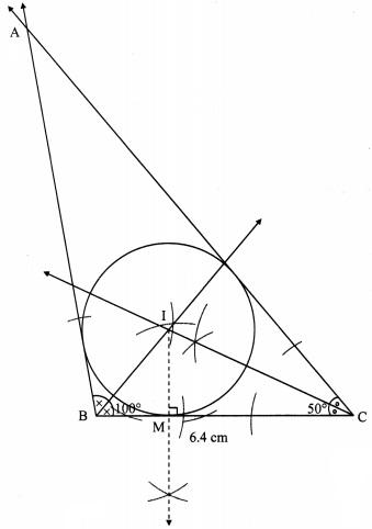 Maharashtra Board 9th Class Maths Part 2 Practice Set 6.3