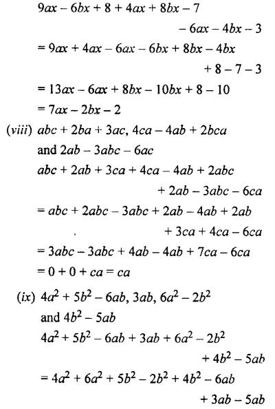 Selina Concise Mathematics Class 7 ICSE Solutions Chapter 11 Fundamental Concepts (Including Fundamental Operations) Ex 11B 16