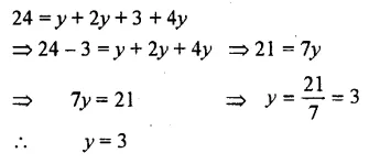 Selina Concise Mathematics Class 7 ICSE Solutions Chapter 12 Simple Linear Equations Ex 12B 41