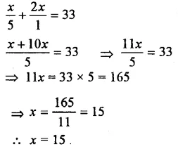 Selina Concise Mathematics Class 7 ICSE Solutions Chapter 12 Simple Linear Equations Ex 12C 55