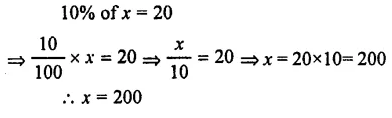 Selina Concise Mathematics Class 7 ICSE Solutions Chapter 12 Simple Linear Equations Ex 12C 67