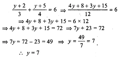 Selina Concise Mathematics Class 7 ICSE Solutions Chapter 12 Simple Linear Equations Ex 12C 71