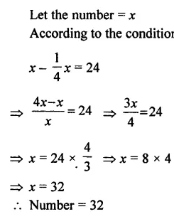 Selina Concise Mathematics Class 7 ICSE Solutions Chapter 12 Simple Linear Equations Ex 12D 88