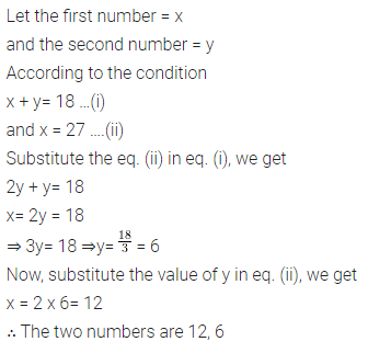 Selina Concise Mathematics Class 7 ICSE Solutions Chapter 12 Simple Linear Equations Ex 12D 91