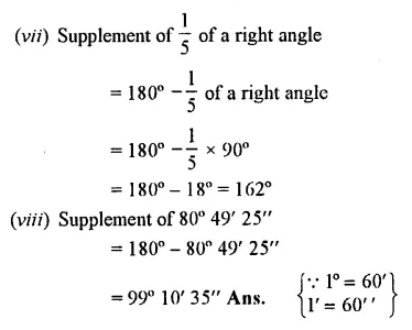 Selina Concise Mathematics Class 7 ICSE Solutions Chapter 14 Lines and Angles Ex 14A 12