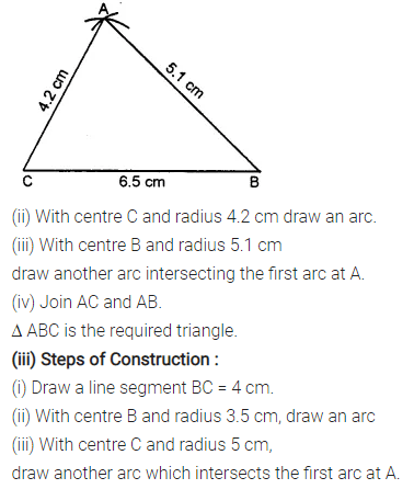 Selina Concise Mathematics Class 7 ICSE Solutions Chapter 15 Triangles Ex 15C 40