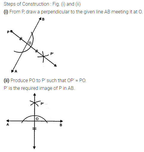 Selina Concise Mathematics Class 7 ICSE Solutions Chapter 17 Symmetry Ex 17B 14