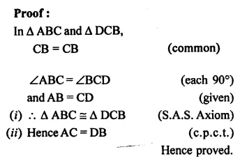 Selina Concise Mathematics Class 7 ICSE Solutions Chapter 19 Congruency Congruent Triangles 13