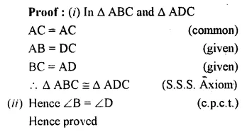 Selina Concise Mathematics Class 7 ICSE Solutions Chapter 19 Congruency Congruent Triangles 8