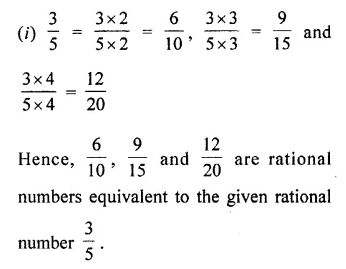 Selina Concise Mathematics Class 7 ICSE Solutions Chapter 2 Rational Numbers Ex 2A 6