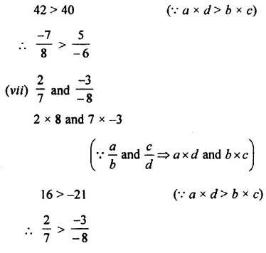 Selina Concise Mathematics Class 7 ICSE Solutions Chapter 2 Rational Numbers Ex 2B 35