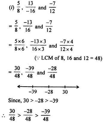 Selina Concise Mathematics Class 7 ICSE Solutions Chapter 2 Rational Numbers Ex 2B 40