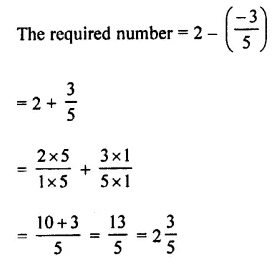 Selina Concise Mathematics Class 7 ICSE Solutions Chapter 2 Rational Numbers Ex 2E 110
