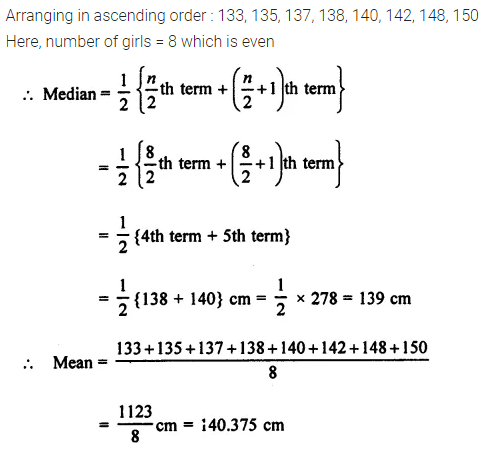 Selina Concise Mathematics Class 7 ICSE Solutions Chapter 21 Data Handling Ex 21B 33