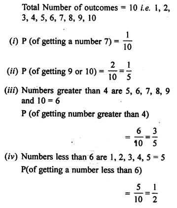 Selina Concise Mathematics Class 7 ICSE Solutions Chapter 22 Probability Ex 22B 15