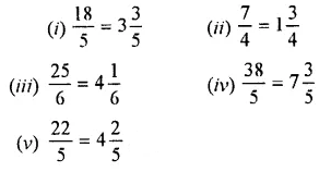 Selina Concise Mathematics Class 7 ICSE Solutions Chapter 3 Fractions (Including Problems) Ex 3A 2