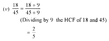 Selina Concise Mathematics Class 7 ICSE Solutions Chapter 3 Fractions (Including Problems) Ex 3A 5