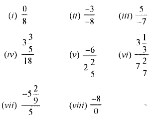 Selina Concise Mathematics Class 7 ICSE Solutions Chapter 3 Fractions (Including Problems) Ex 3A Q6