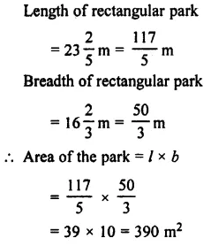 Selina Concise Mathematics Class 7 ICSE Solutions Chapter 3 Fractions (Including Problems) Ex 3C 51
