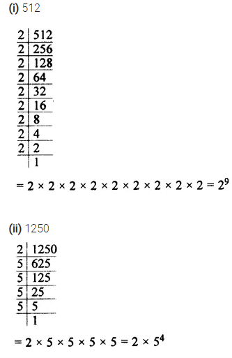 Selina Concise Mathematics Class 7 ICSE Solutions Chapter 5 Exponents (Including Laws of Exponents) Ex 5A 8