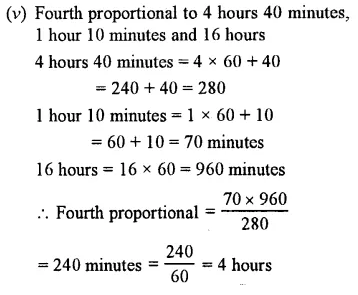 Selina Concise Mathematics Class 7 ICSE Solutions Chapter 6 Ratio and Proportion (Including Sharing in a Ratio) Ex 6B 29