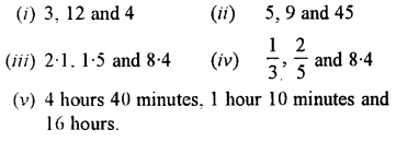 Selina Concise Mathematics Class 7 ICSE Solutions Chapter 6 Ratio and Proportion (Including Sharing in a Ratio) Ex 6B Q2