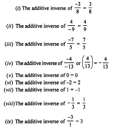 Selina Concise Mathematics Class 8 ICSE Solutions Chapter 1 Rational Numbers EX 1A 36
