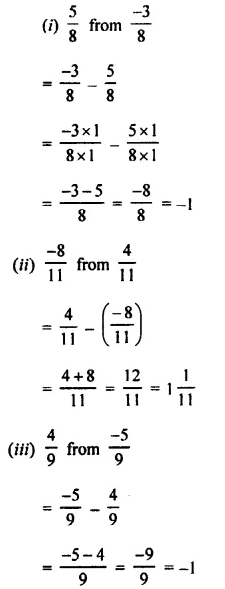 Selina Concise Mathematics Class 8 ICSE Solutions Chapter 1 Rational Numbers EX 1B 47