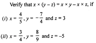 Selina Concise Mathematics Class 8 ICSE Solutions Chapter 1 Rational Numbers EX 1C 85