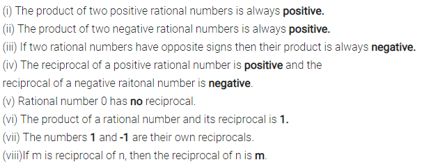 Selina Concise Mathematics Class 8 ICSE Solutions Chapter 1 Rational Numbers EX 1C 90