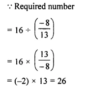 Selina Concise Mathematics Class 8 ICSE Solutions Chapter 1 Rational Numbers EX 1D 104
