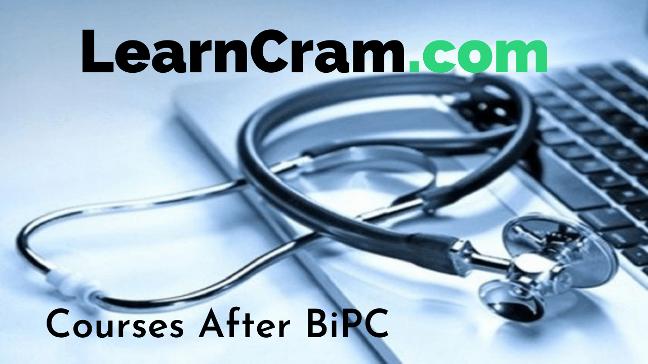 Courses After BiPC