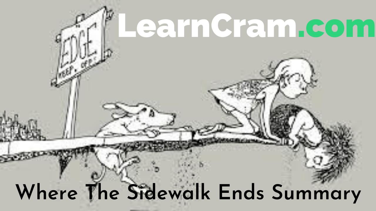 Where The Sidewalk Ends Summary