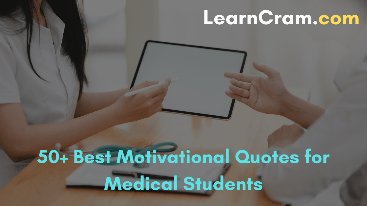 motivational quotes for medical students