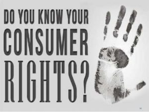 Consumer Protection and Consumer Complaints 1