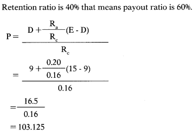 Dividend Policy – Financial Management MCQ 22