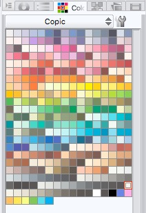 Copic Colors set of 358 by Kaylee