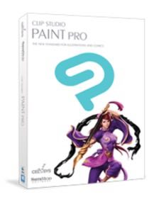 Clip Studio Paint home page