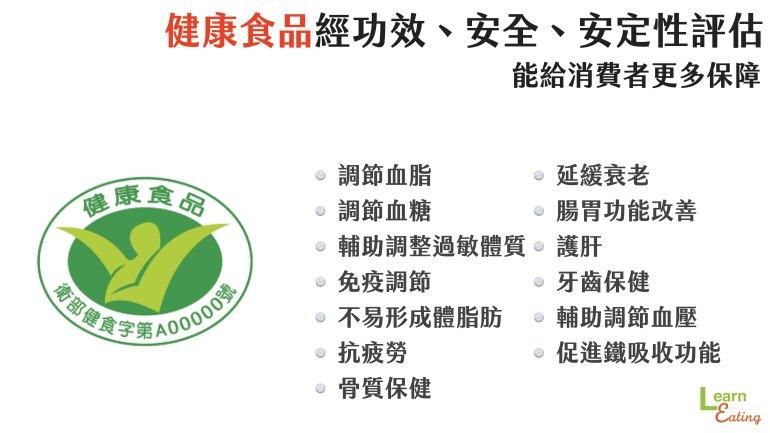 健康食品認證-有哪些-可信嗎-有效嗎-功效-植醇葵花油